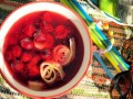 zupa owocowa przepis video, jak zrobić zupę owocową, przepis na zupę wiśniową